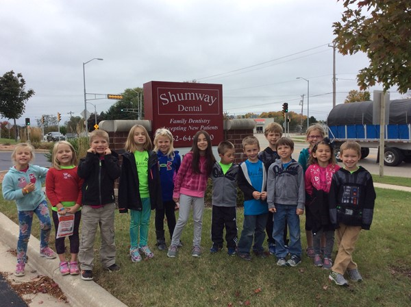 K-2 Community Helpers Project - Schumway Dental Visit