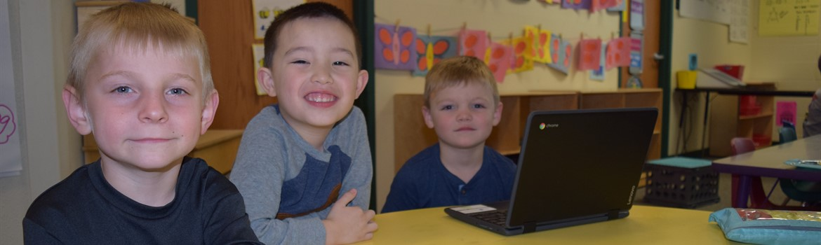 Kindergarten learners