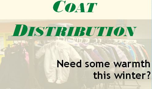 Community Coat Distribution