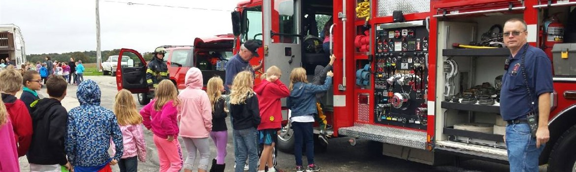 Boltonville Fire Department visits.