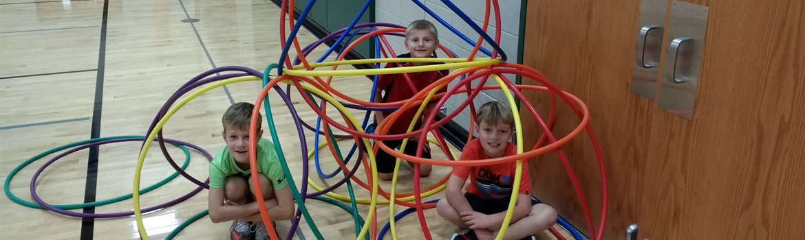 Gym class engineers.