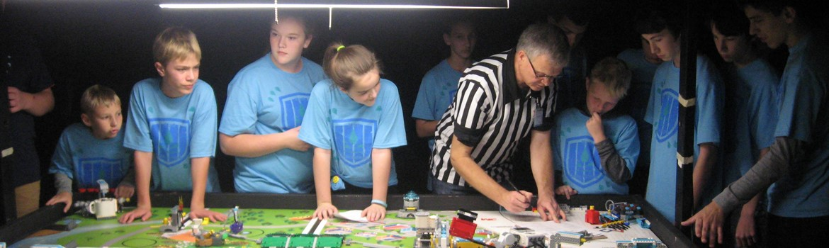 KMS Lego League Competition