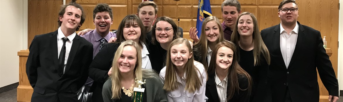 State Bound Mock Trial Team